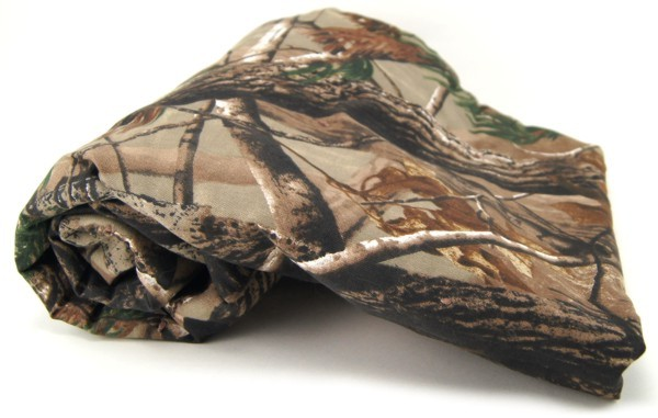 Real Tree Camo Pet Blanket