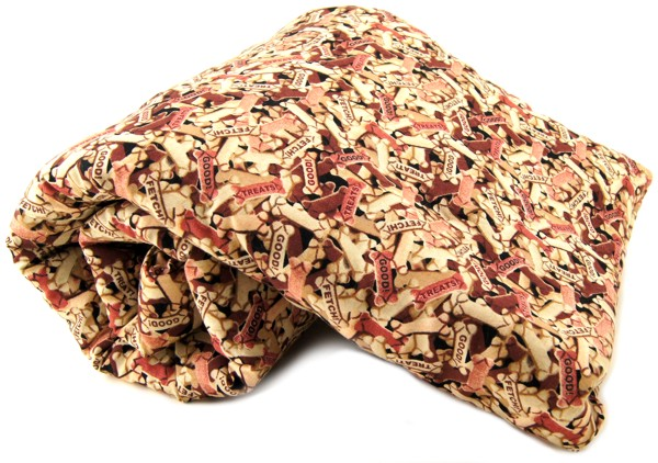 Treat Bones Pet Blanket