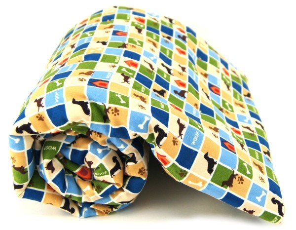 Woof Dog Pet Blanket